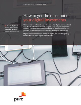 Digital Investments ROI