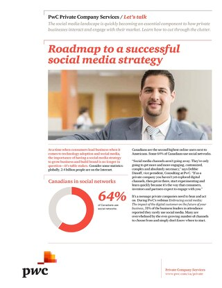 Roadmap to a Successful Social Media Strategy